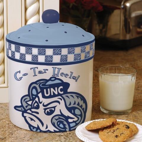 North Carolina Gameday Cookie Jar