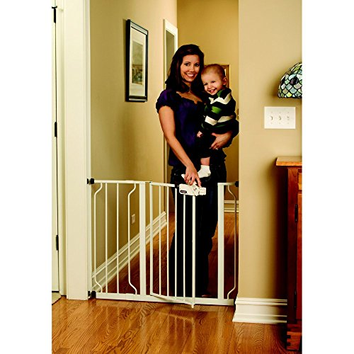 Regalo-Easy-Step-Metal-Walk-Through-Safety-Gate