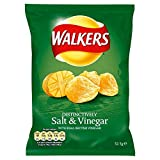 Walkers Crisps - Salt & Vinegar (32.5g)