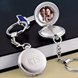 Pocket Watch Key Chain Locket