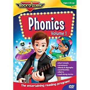 Rock n Learn Phonics