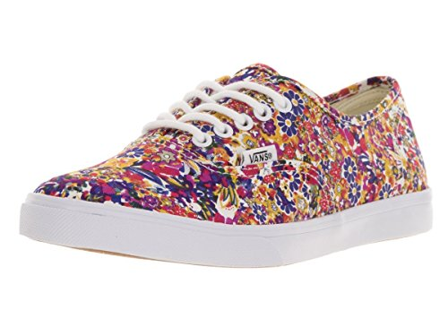 aaf887bf520e1e Vans Classic Authentic Lo Pro Floral Womens Trainers - VW7NFE7 ...