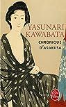 Chronique d\'Asakusa par Yasunari Kawabata