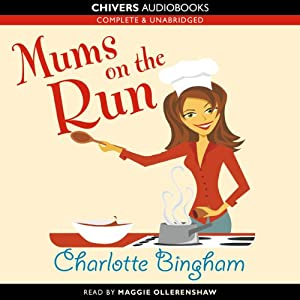Mums on the Run Audiobook