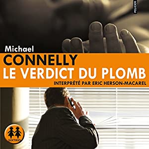 Le verdict du plomb (Harry Bosch 14) Audiobook