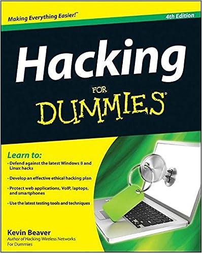 Хакерство для чайников - Взлом и защита информации