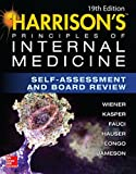 img - for Harrison's Principles of Internal Medicine Self-Assessment and Board Review book / textbook / text book