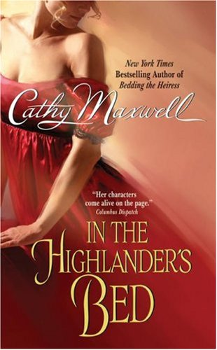 In the Highlander's Bed (Cameron Sisters) by Cathy Maxwell