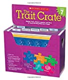 img - for The Trait Crate : Grade 7: Mentor Texts, Model Lessons, and More to Teach Writing With the 6 Traits book / textbook / text book