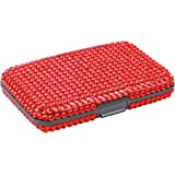 Wylins RFID Credit Card Holder Red