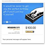Amazon Gift Card - E-mail - Birthday (Perfect Birthday Gift) [Someecards]