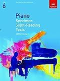 ABRSM Piano Specimen Sight-Reading Tests, Grade 6 (ABRSM Sight-reading)