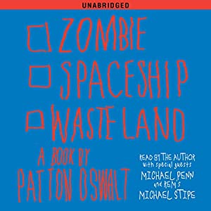 Zombie Spaceship Wasteland Audiobook