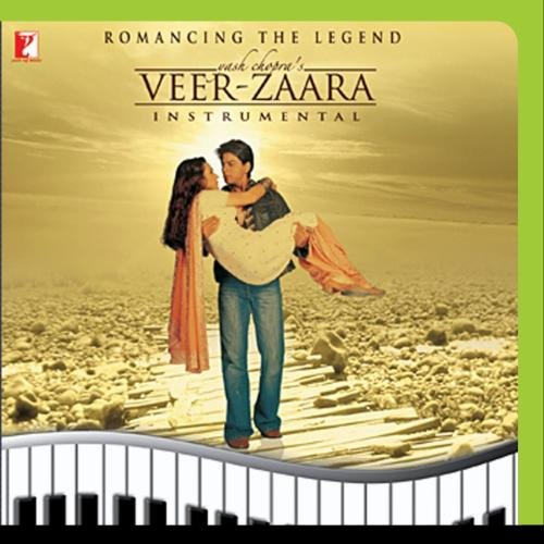 veer zaara CD Covers
