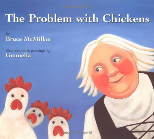 The Problem With Chickens ( York Times Best Illustrated Children's Books (Awards)) by HMH Books for Young Readers