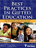 img - for Best Practices in Gifted Education book / textbook / text book