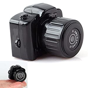 The Smallest 720P HD Webcam Mini Camera Video Recorder Camcorder DV DVR Y3000