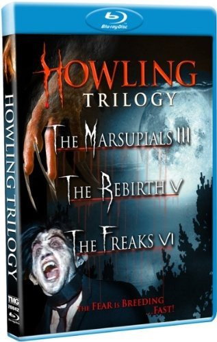 Blu-ray : Howling Trilogy (Blu-ray)