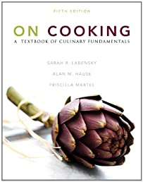 On Cooking: A Textbook of Culinary Fundamentals Plus 2012 MyCulinaryLab with Pearson eText -- Access Card Package (5th Edition)