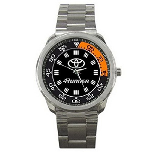 New Wrist watches XHMA104 Toyota 4Runner Hilux Surf 4WD SUV Emblem Accessories Sport Watch (Japanese Toyota Emblem compare prices)