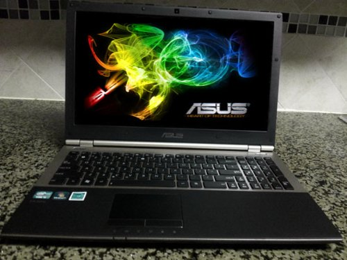 ASUS 15.6 Laptop 8GB 750GB | U56E-EBL8