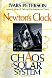img - for Newton's Clock: Chaos in the Solar System book / textbook / text book