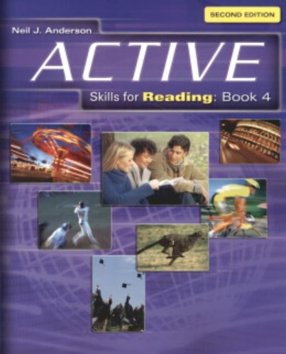 Active Skills for Reading, Book 4, 2nd Edition