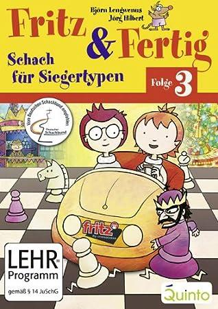 Fritz & Fertig 3 - Schach für Siegertypen (WIN)