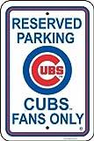 シカゴ・カブス MLB パーキングサイン