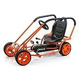 Hauck Hauck Thunder II Go Kart, Orange