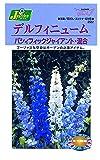カネコ種苗 草花タネ222 デルフィニューム パシフィックG 10袋セット