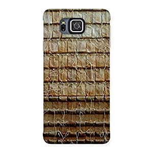 Delighted Wall Back Case Cover for Galaxy Alpha