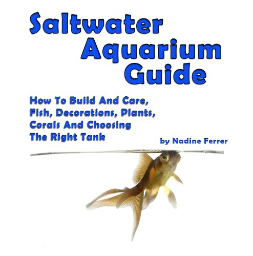 Saltwater Aquarium Guide: How To Build And Care, Fish, Decorations, Plants, Corals And Choosing The Right Tank