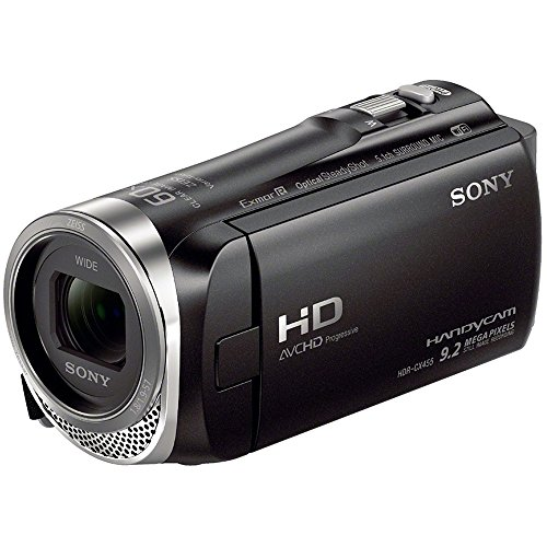 Sony HDRCX455/B Full HD 8GB Camcorder (Black) (Sony Full Hd compare prices)