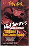 Nightmares on Elm Street: Freddy Kruger's Seven Sweetest Dreams (0312925859) by Greenberg, Martin Harry
