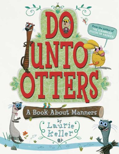 Do Unto Otters Book  with Ideas by Jivey