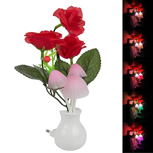 Fine Craft India MN mushroom_night_lamp_red