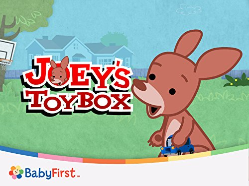 New Words with Joey's Toy Box Series