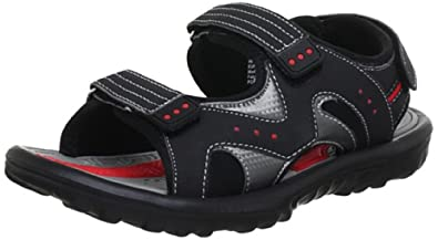 Kamik clearwater hk4087 unisex kinder sandalen schwarz for Ab salon equipment clearwater fl