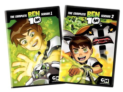 Ben 10: Complete Seasons 1&2 [DVD] [Import]
