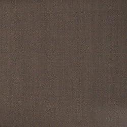 Raymond Men Polyester Suit Fabric With Freebie Lotto Wrist Watch darkbrown@12_Brown