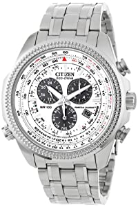 Citizen Men's BL5400-52A Eco-Drive Stainless Steel Sport Watch