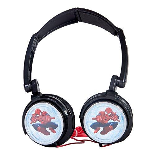 Spiderman 11645-Box-Exp-Tru Dj Headphones