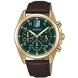 [ワイアード]WIRED 腕時計クオーツ WIRED×進撃の巨人リヴァイモデル 国内限定1,500本 AGAT712 メンズ