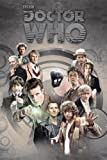 Posters: Doctor Who Poster - Doctors Through Time (36 x 24 inches)