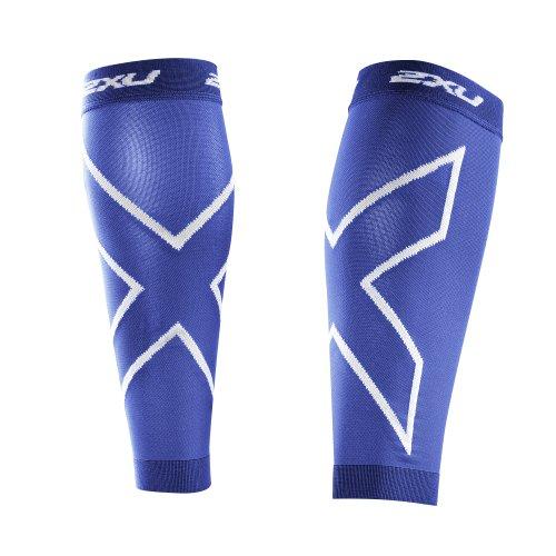 2XU - Compression Calf Sleeves SS14, Royal Blue, XL