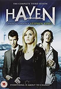Haven: The Complete Third Season [DVD]