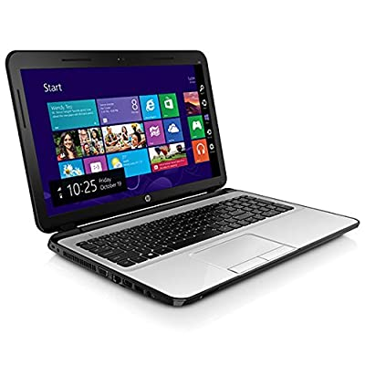 HP 15-AC034TX 15.6-inch Laptop (Core i5-5200U/4GB/1TB/Win 8.1/2GB Graphics), White Silver