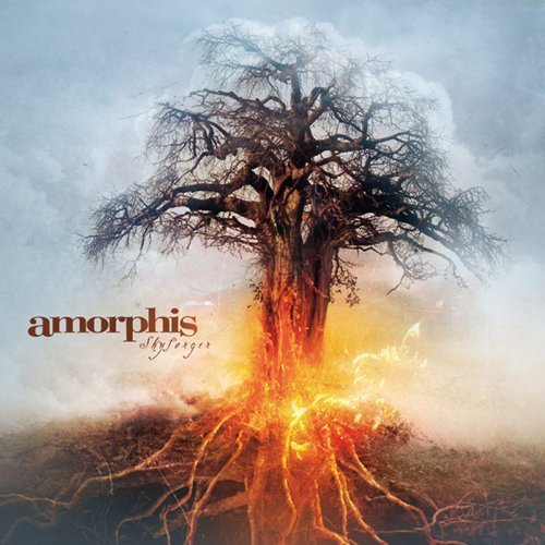 Skyforger by Amorphis (2009) Audio CD