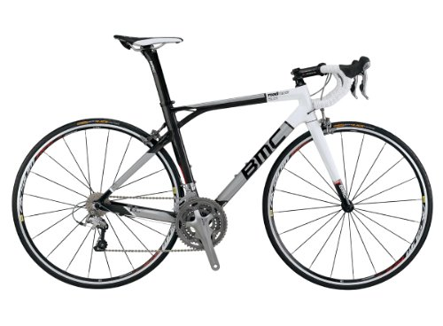 BMC Herren Rennräder / Cyclocrosser Roadracer SL01 2012 105 Triple White 51